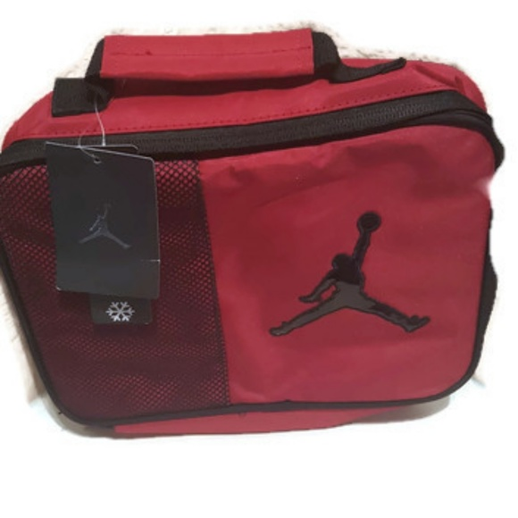 fd071fb855239b MICHAEL JORDAN Insulated lunch box bag- New